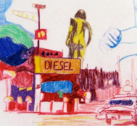 Untitled (Diesel)