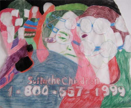 Untitled (Suffer the Children)